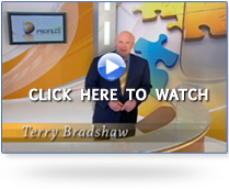 Profiles with Terry Bradshaw features SafeKick